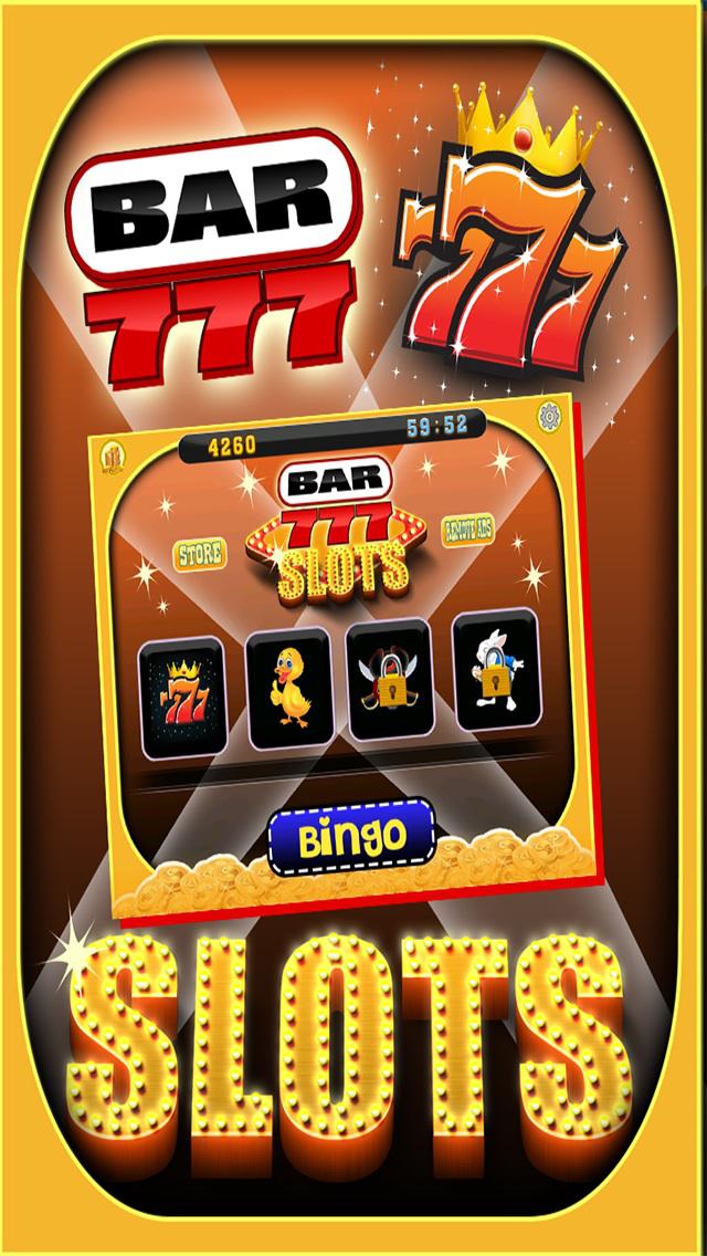 Aces Bar 777 Slots - Free Casino Games screenshot 1