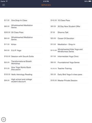 Perennial Yoga and Meditation screenshot 6