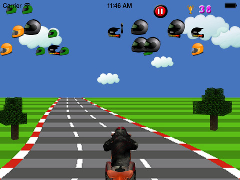 Crazy Bike Racing PRO screenshot 7