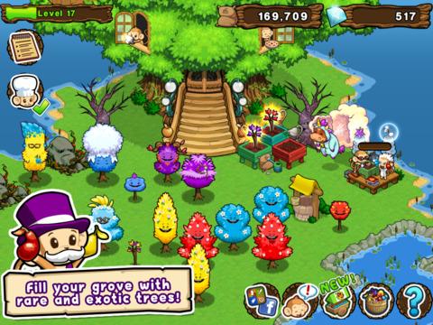 Greatfruit Grove screenshot #2