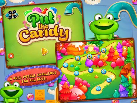 Put The Candy screenshot 6