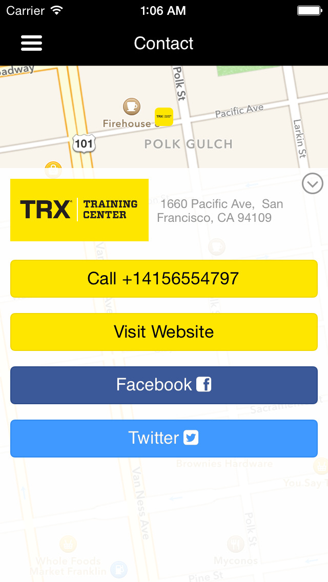 TRX Training Center screenshot #4