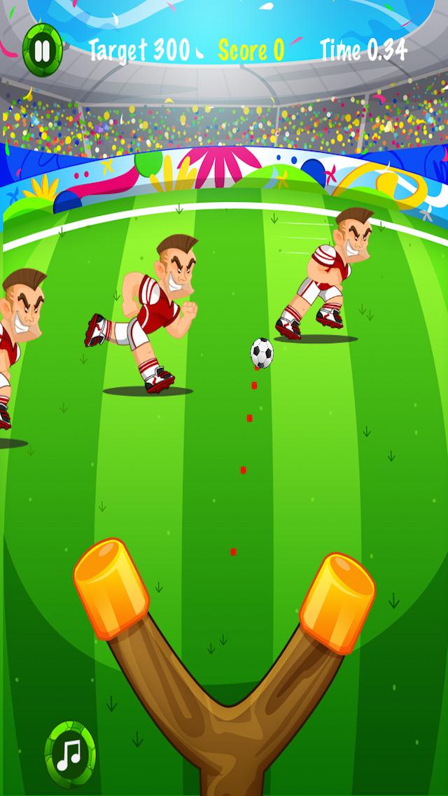 Soccer Season - Point Shoot Lite screenshot 5