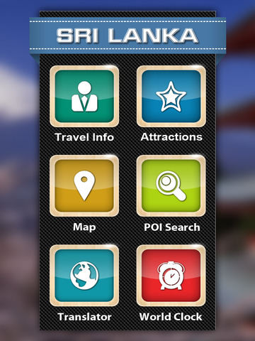Sri Lanka Essential Travel Guide screenshot 7