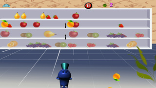 Amazing Fruit Jump Pro screenshot 2