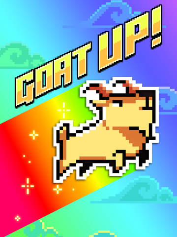 Goat Up! Mountain Goats Climb Timber Trees screenshot #5