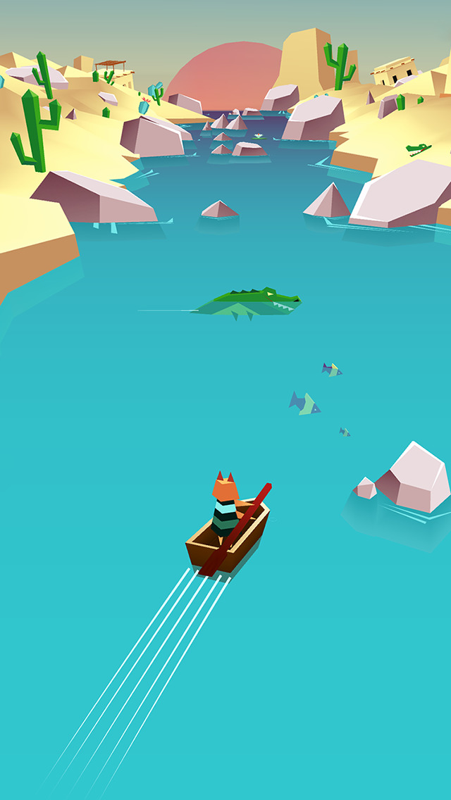 Magic River screenshot 3