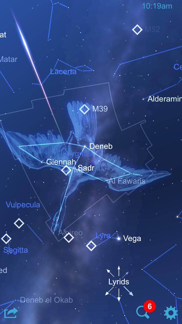 Star Chart screenshot 2