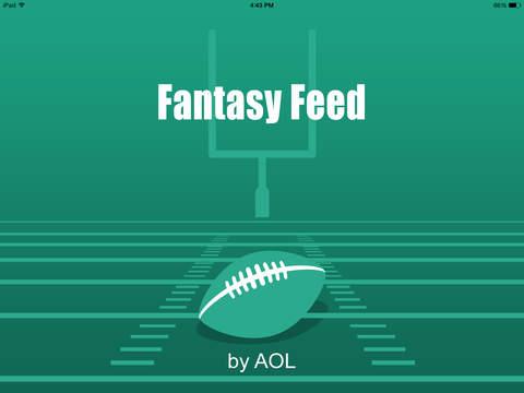 Fantasy Feed – Fantasy Football News and Updates screenshot 5