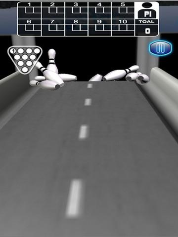 Strike Pin Bowling 3D - Pro screenshot 10