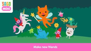 Sago Mini Fairy Tales screenshot 4