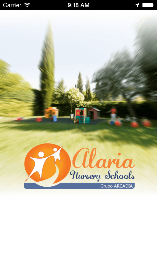Alaria Nursery Schools - 17/18 screenshot 1
