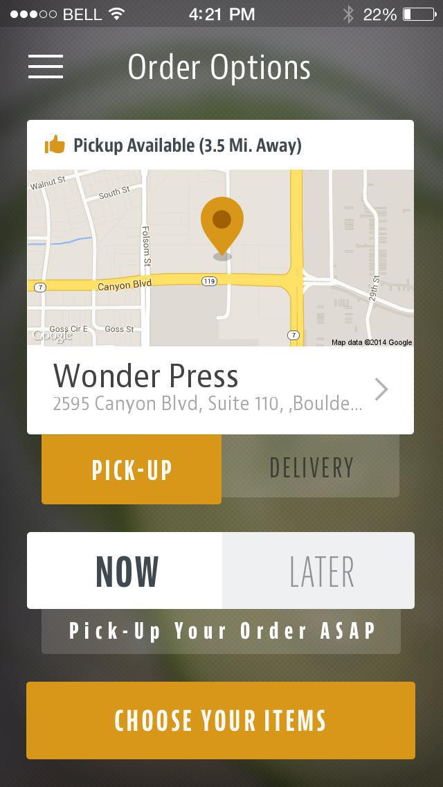 Wonder Press screenshot 2