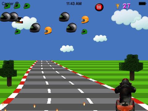 Crazy Bike Racing PRO screenshot 6