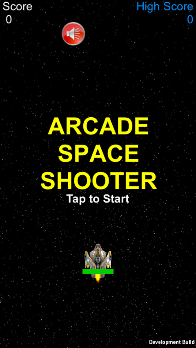 Arcade Space Shooter Pro Full Version screenshot 5