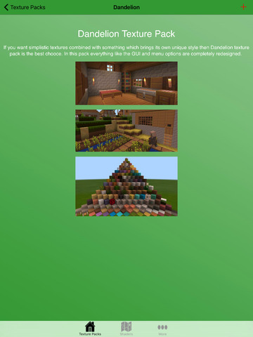 Texture Packs Guide for Minecraft+ screenshot 10