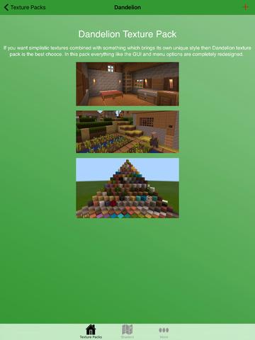 Texture Packs Guide for Minecraft+ screenshot 10