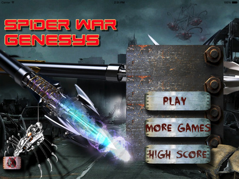 Spider War Genesys  PRO screenshot 10