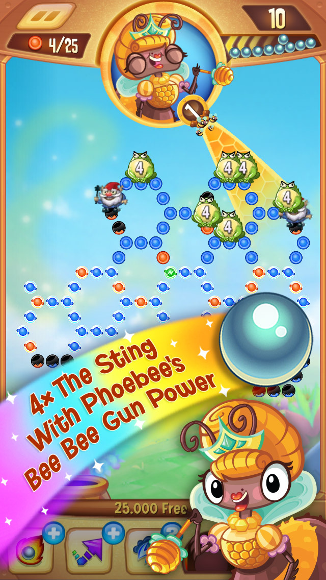 Peggle Blast screenshot 4