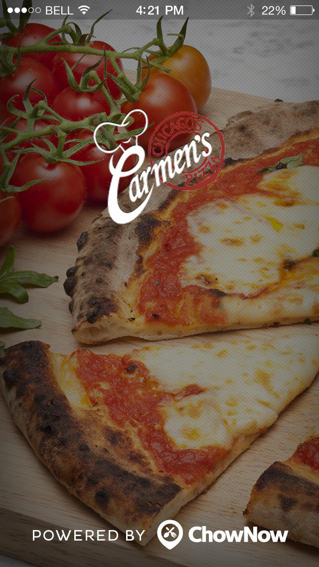 Carmen's Pizza screenshot 1