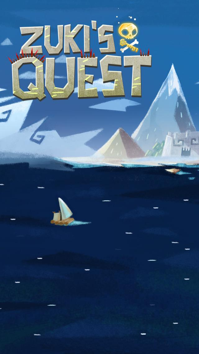 Zuki's Quest - a turn based Puzzle Platformer screenshot 5
