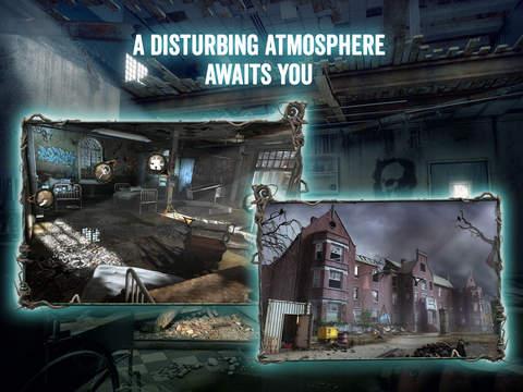 Medford Asylum (Full) - Paranormal Case - Hidden Object Adventure screenshot 10