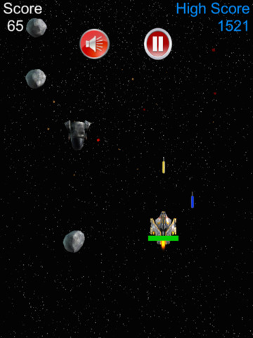Arcade Space Shooter Pro Full Version screenshot 8