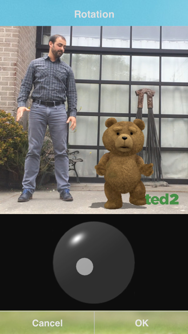 TED 2 Mobile MovieMaker screenshot 4
