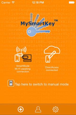 MySmartKey - náhled