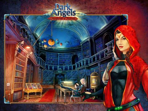 Dark Angels: Masquerade of Shadows screenshot 8