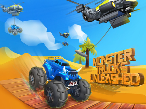 Monster Trucks Unleashed screenshot 6