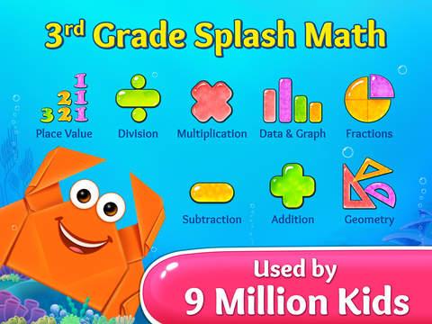 3rd Grade Math Games for Kids screenshot 6