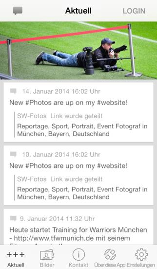 Sebastian Widmann Fotografie screenshot 1