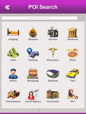 Luxembourg Tourism Guide screenshot 10