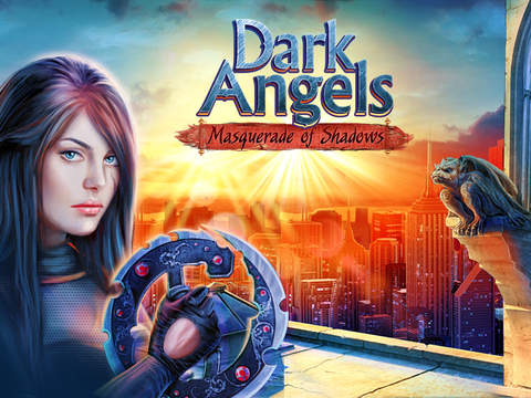 Dark Angels: Masquerade of Shadows Free screenshot 6