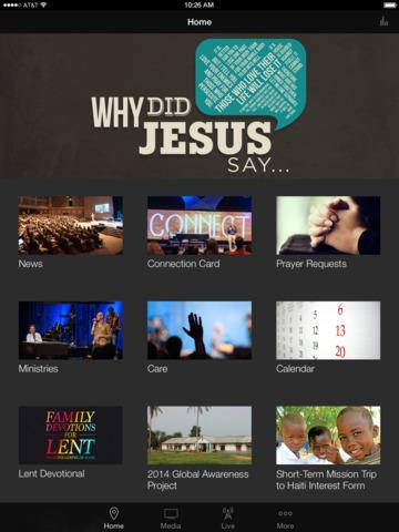 Constance Free Church App screenshot 4