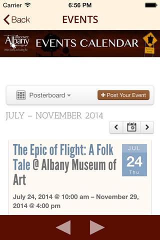 Visit Albany - náhled