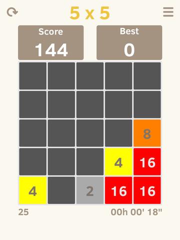 2048 N×N screenshot 5
