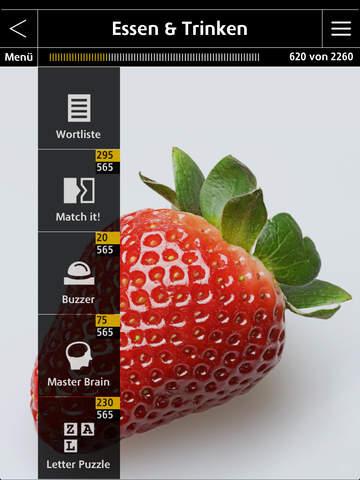 Französisch Vokabeltrainer Langenscheidt IQ - Vokabeln lernen mit Bildern screenshot 7
