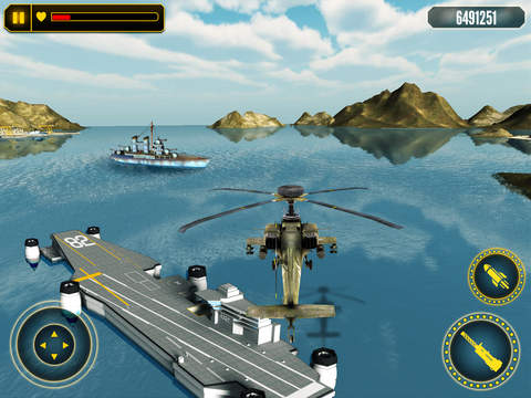 Helicopter Battle Combat 3D screenshot 7