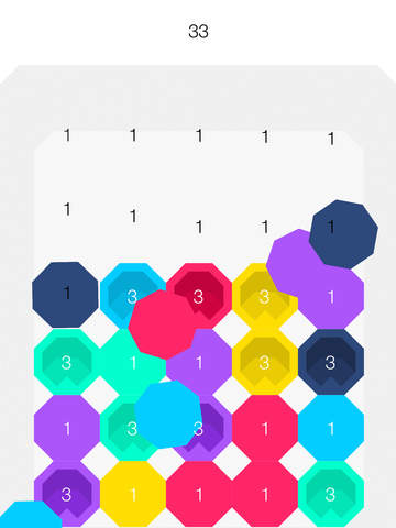 Matchagon - a minimalistic Drop Block Puzzle screenshot 9