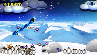 Happy Pinguin Jump PRO : Wourld Tour screenshot 5