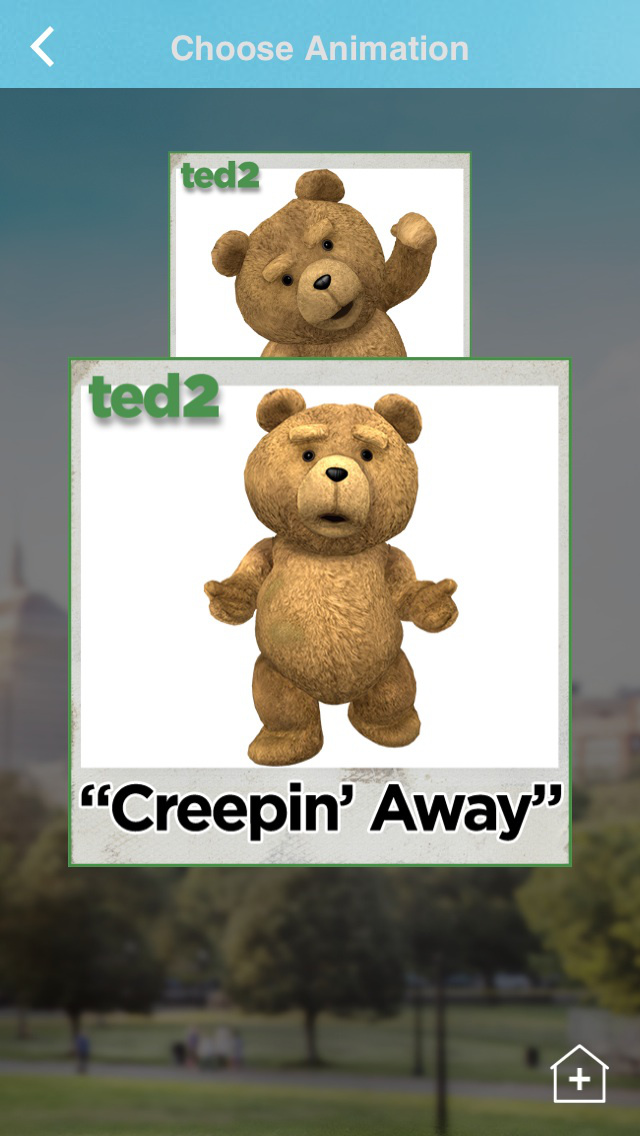 TED 2 Mobile MovieMaker screenshot 1