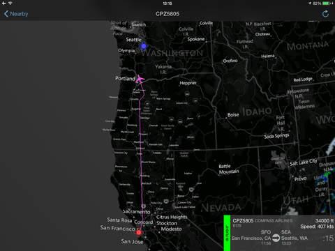 Flightwise Flight Tracker Pro screenshot 8