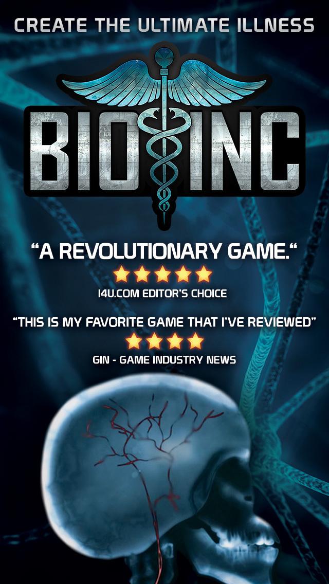 Bio Inc. - Biomedical Plague screenshot #1