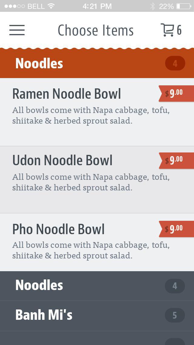 Mi & Yu Noodle Bar screenshot 3