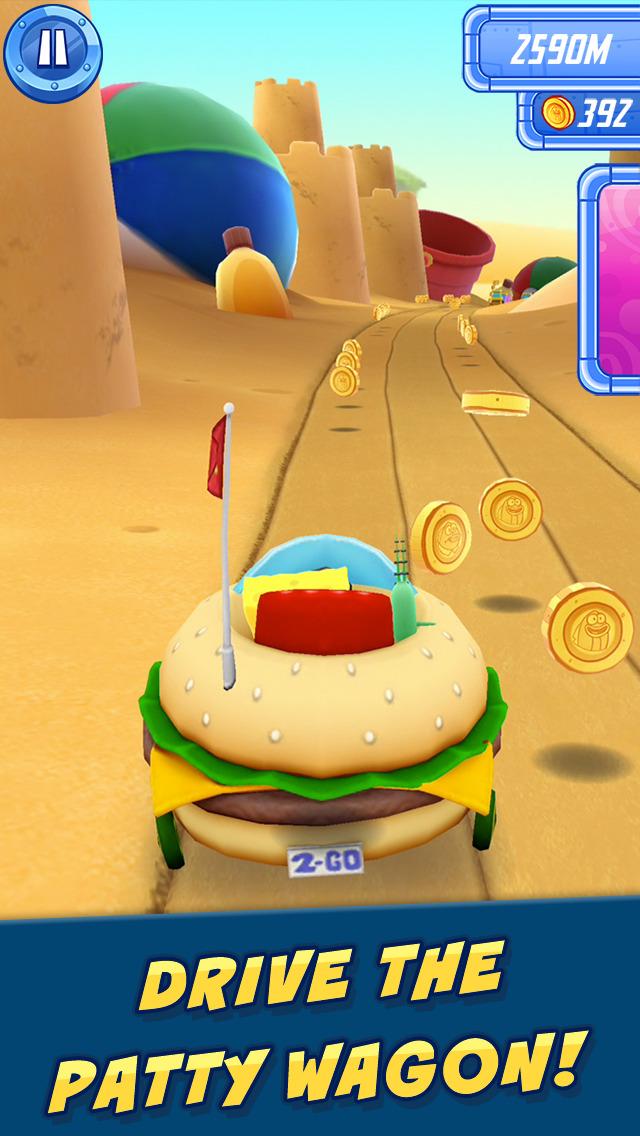 SpongeBob: Sponge on the Run screenshot 4