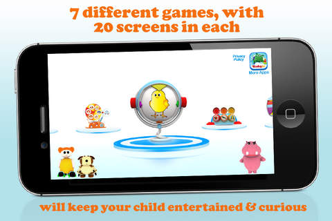 Learning Games for Kids - by BabyTV - náhled