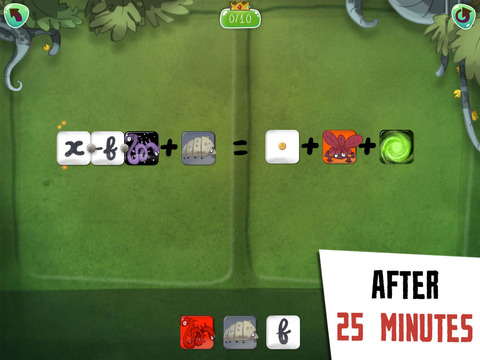 DragonBox Algebra 12+ screenshot 8