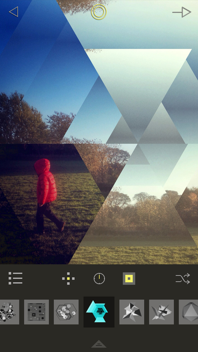 Fragment - Prismatic Photo Effects screenshot 1